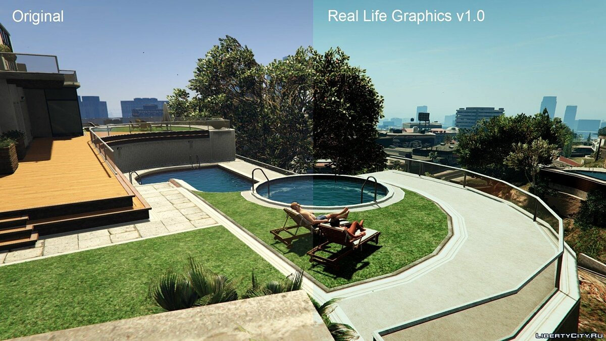 Real Life Graphics 1.0 for GTA 5 - screenshot #10