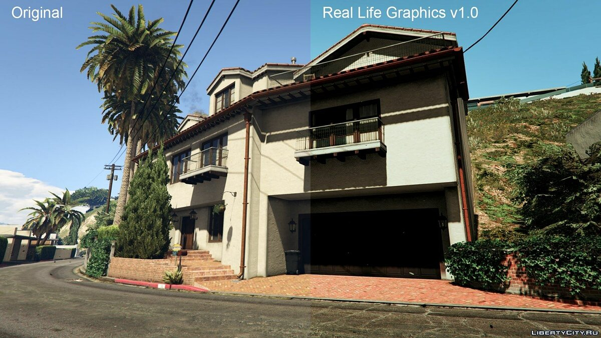 Real Life Graphics 1.0 for GTA 5 - screenshot #11