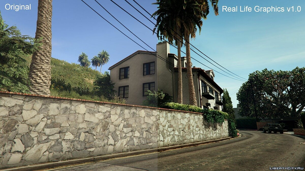 Real Life Graphics 1.0 for GTA 5 - screenshot #12