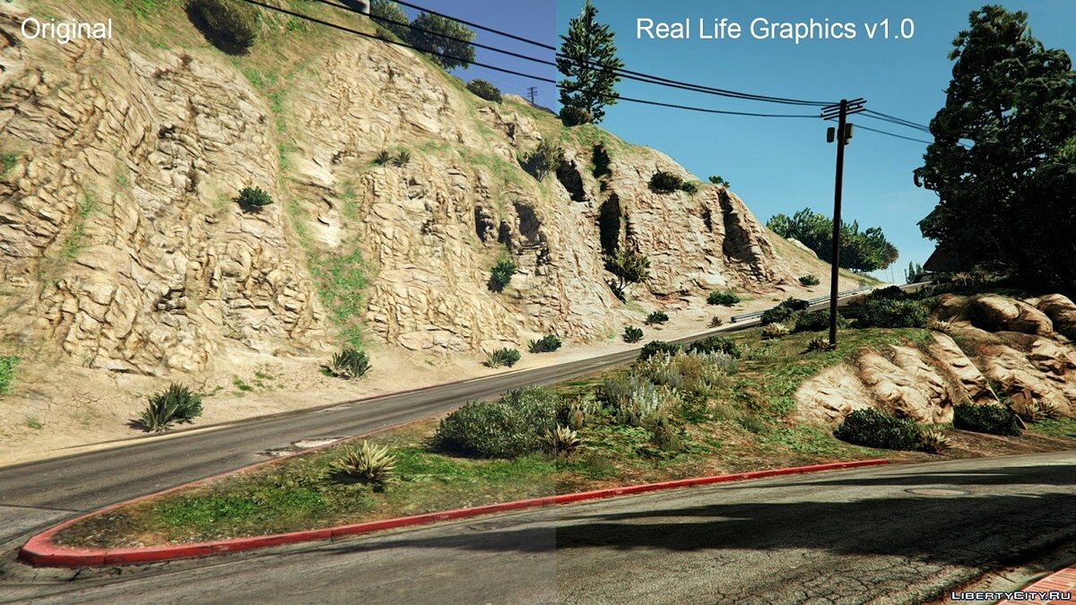 Real Life Graphics 1.0 for GTA 5 - screenshot #13