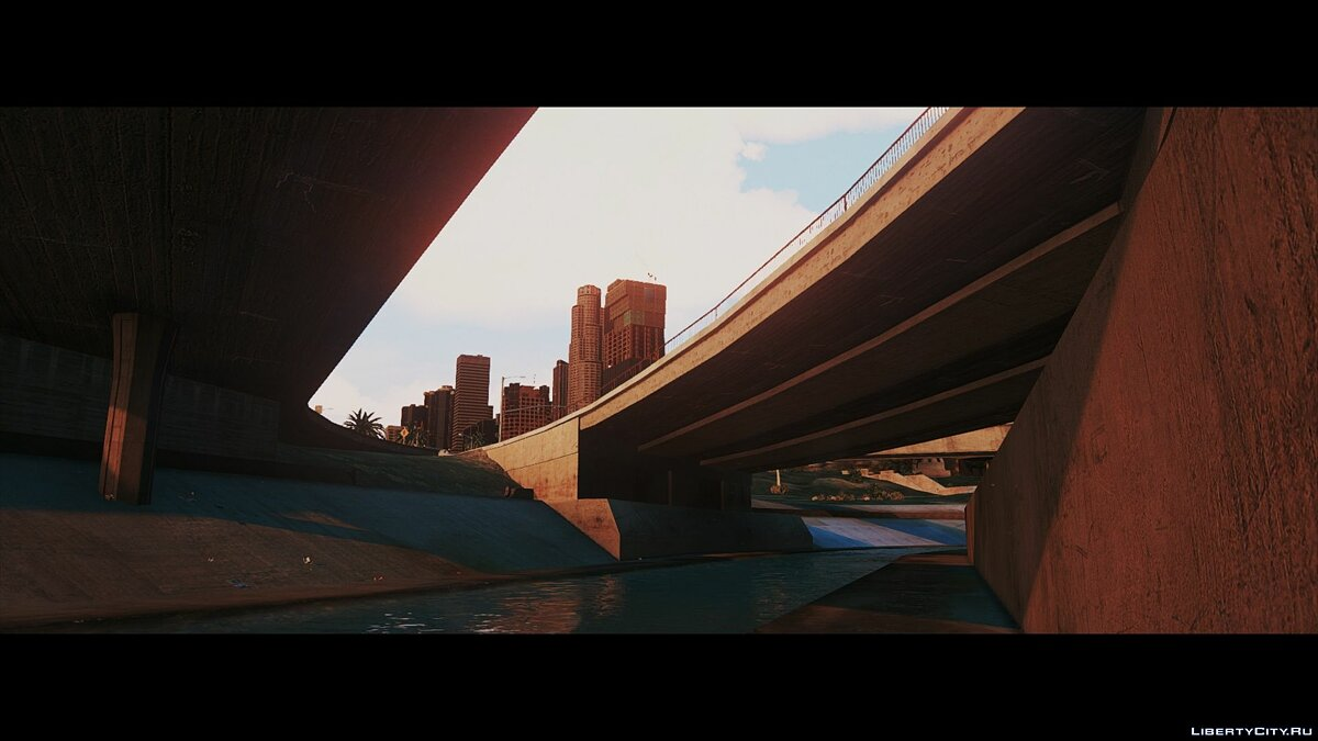 ENB mod PRSA - PhotoRealistic San Andreas ENB 1.0 for GTA 5