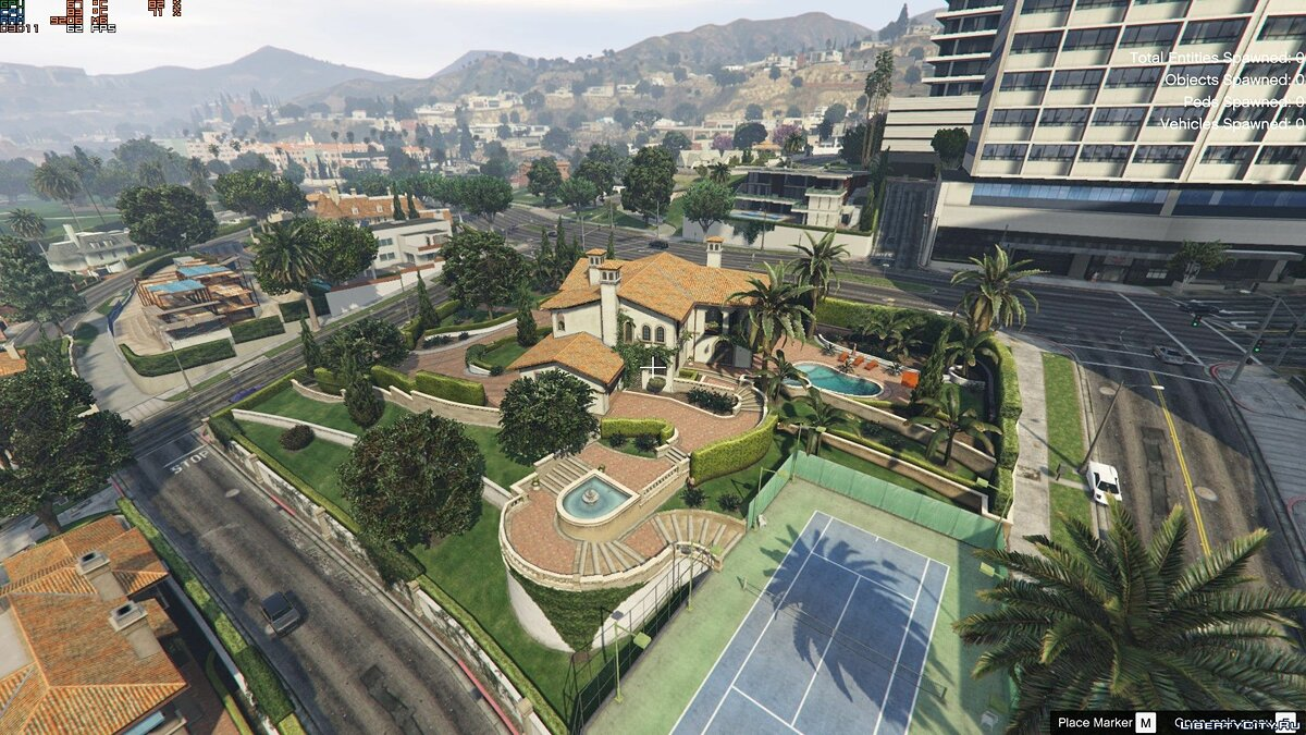 ENB mod ReShade graphic mod (MP / SP) 1.0 ALPHA - Improving graphics without a ban in online mode for GTA 5