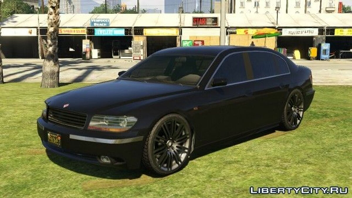 Fan video Ubermacht Oracle 1 (Stance version) 60 fps for GTA 5