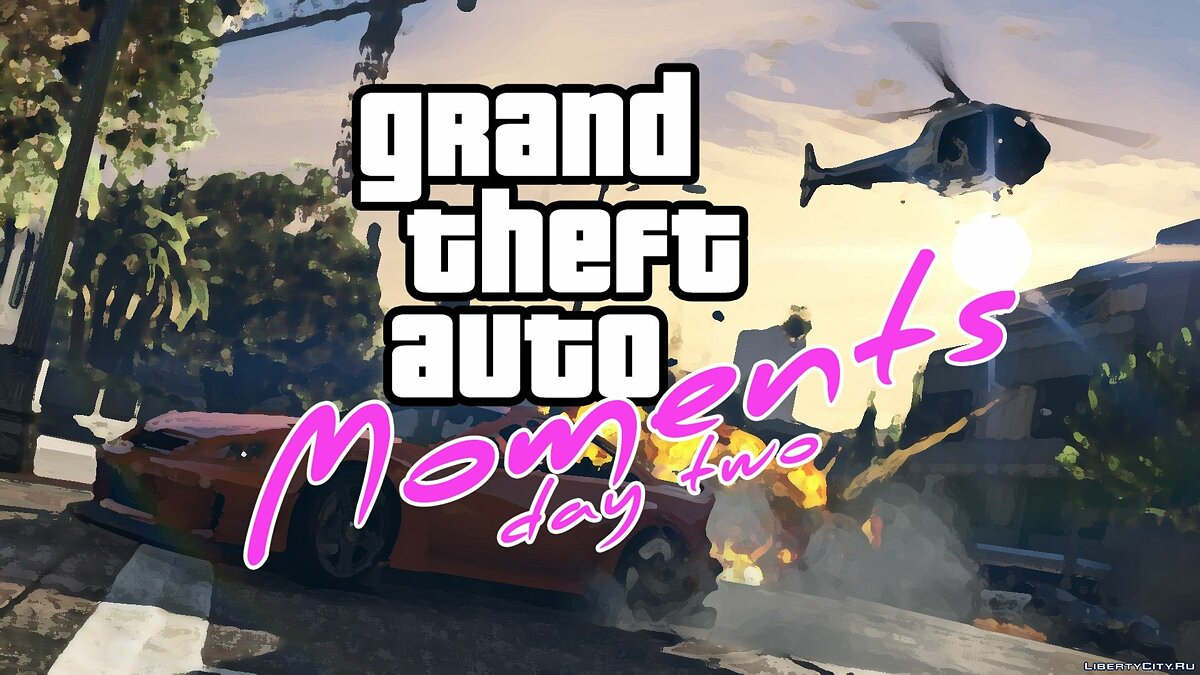 Fan video GTA V Day Two for GTA 5