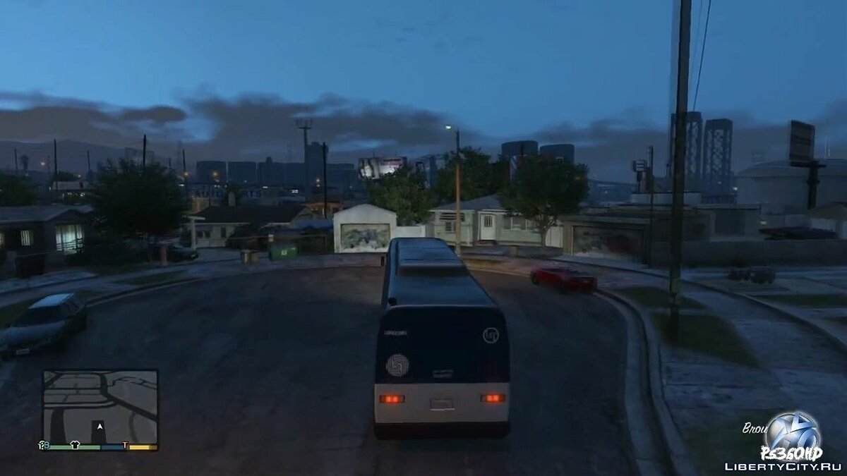 Grove Street in GTA 5 for GTA 5 - screenshot #2