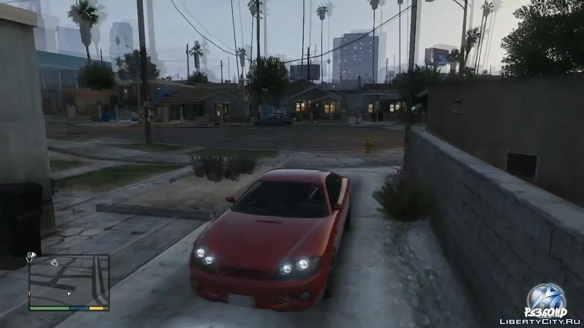 Grove Street in GTA 5 for GTA 5 - screenshot #3