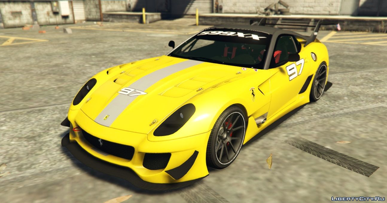 Ferrari 599fxx Evolution Add On Livery 1 3 For Gta 5