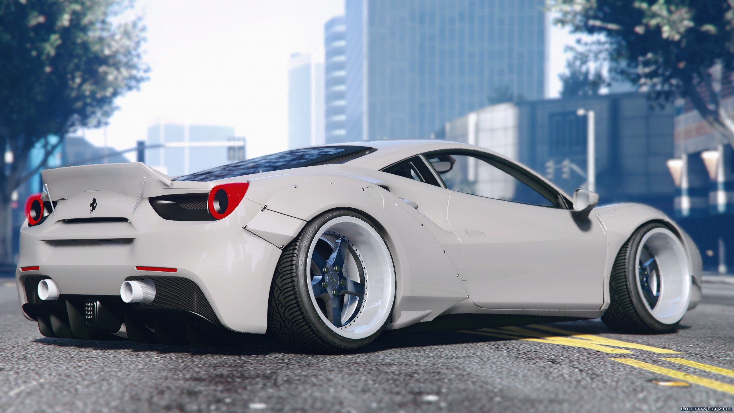 2016 Ferrari 488 Liberty Walk 0.1 for GTA 5 on liberty walk corvette, liberty walk mustang, liberty walk chevrolet, liberty walk m3, liberty walk gtr, liberty walk jeep, liberty walk 250 gto, liberty walk murcielago, liberty walk koenigsegg, liberty walk porsche, liberty walk lamborghini, liberty walk mercedes, liberty walk acura, liberty walk aventador, liberty walk ford, liberty walk range rover, liberty walk z4, liberty walk 458 spider, liberty walk cars, liberty walk bmw,