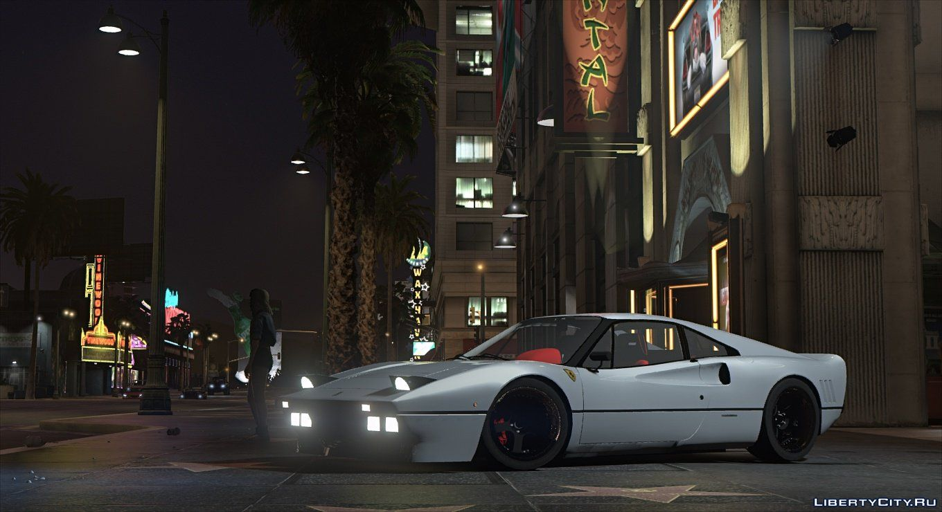 1984 Ferrari 288 Gto Stance Add On 1 0 For Gta 5
