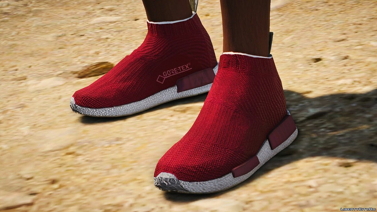 Boots Adidas Nmd Cs1 Gore-tex 2.0 for GTA 5