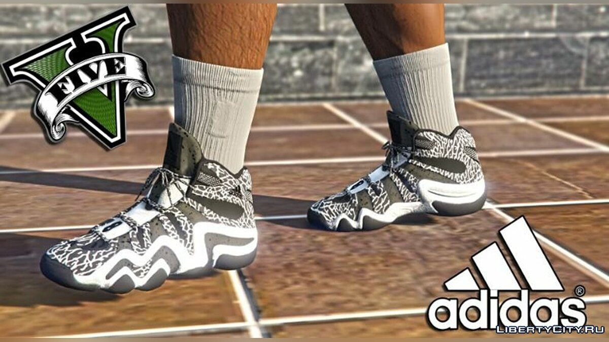 Boots Adidas Crazy 8 v1.0 for GTA 5