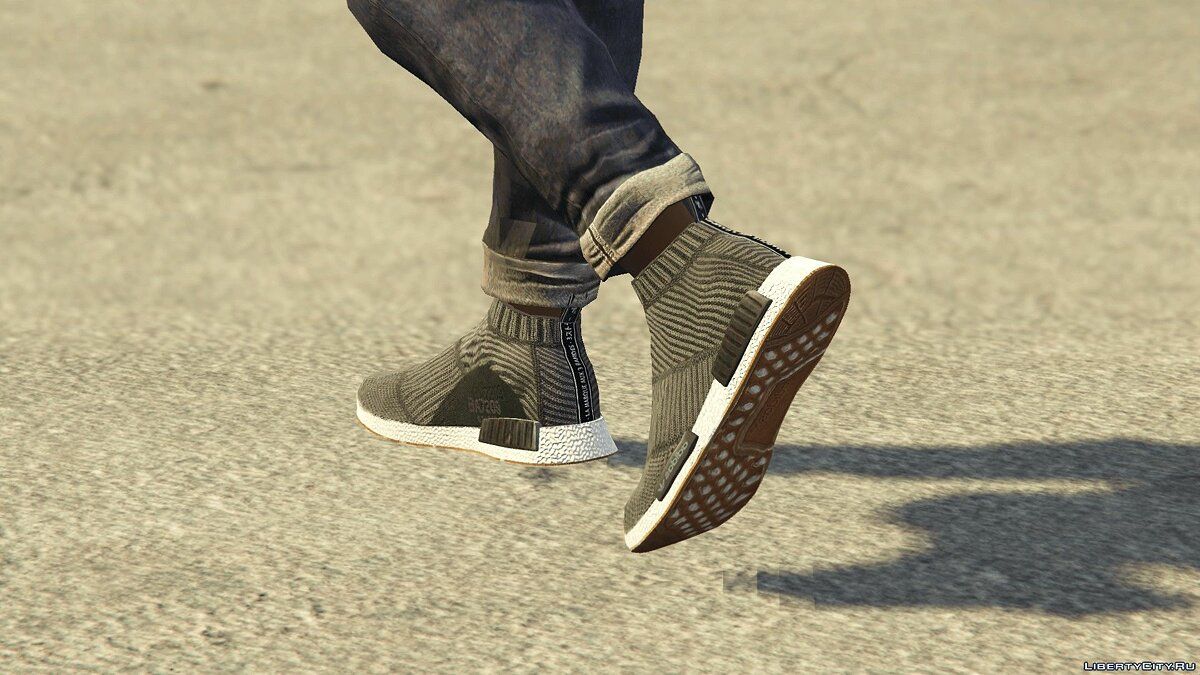 Boots NMD City Sock 0.0 for GTA 5