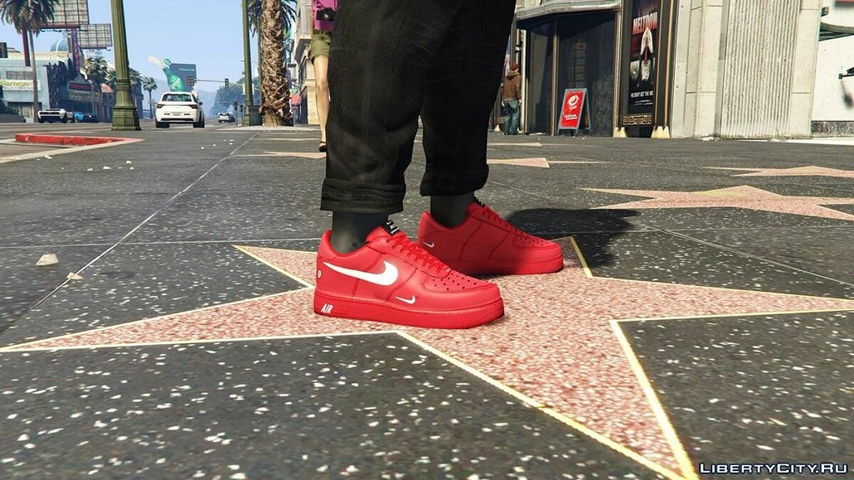 Boots Nike Air Force 1 '07 LV8 Utility 3.0 for GTA 5