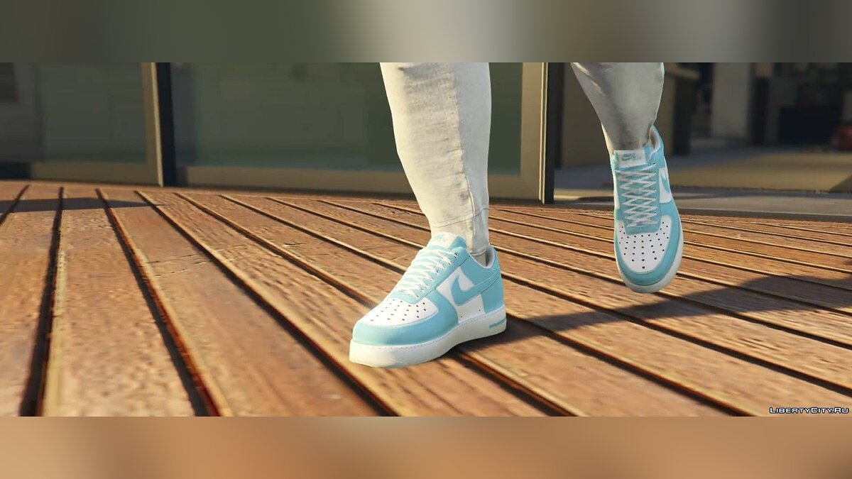 Boots AIR FORCE 1 for GTA 5