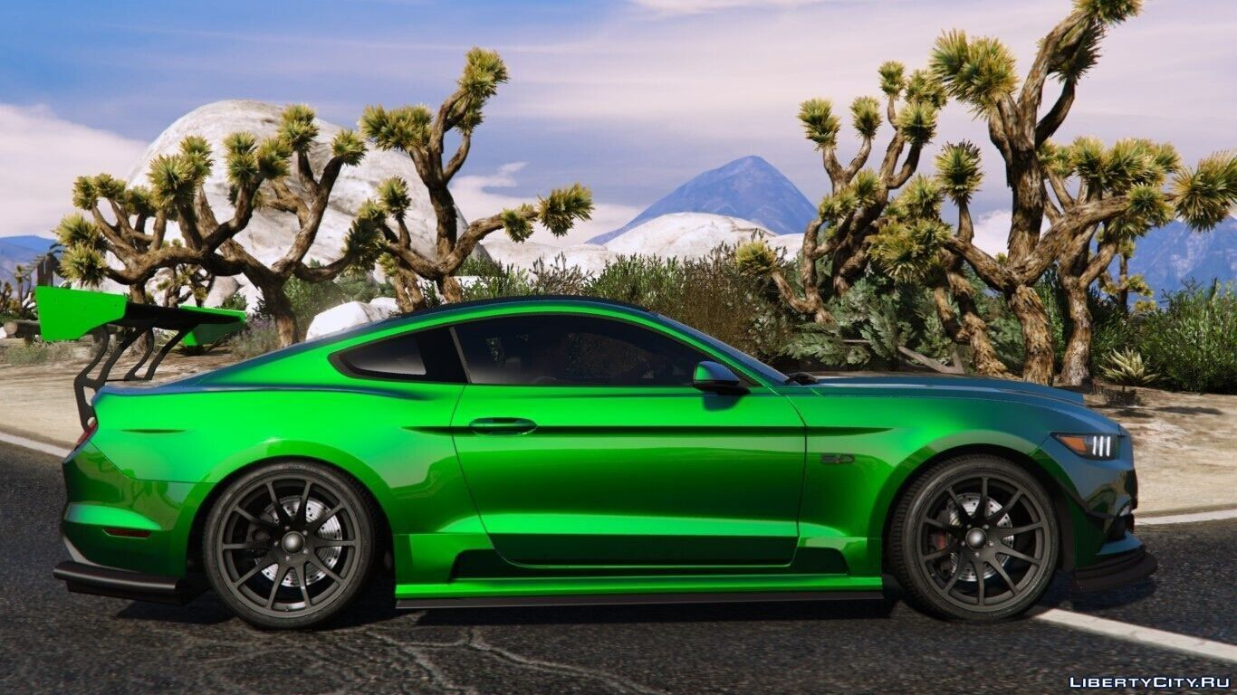 2015 ford mustang gt add on for gta 5 screenshot 8