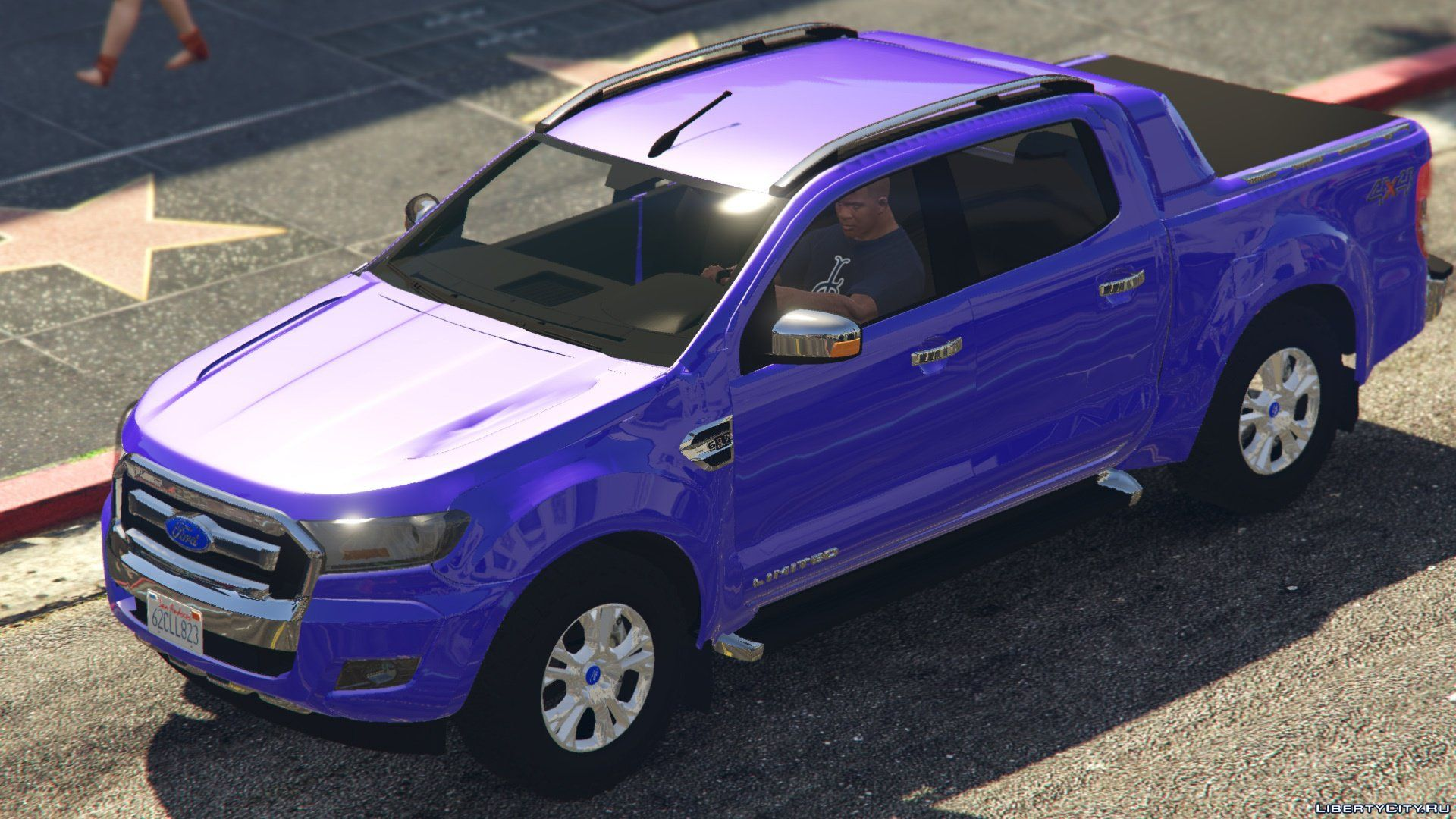 2017 ford ranger limited 2 0 for gta 5. Black Bedroom Furniture Sets. Home Design Ideas