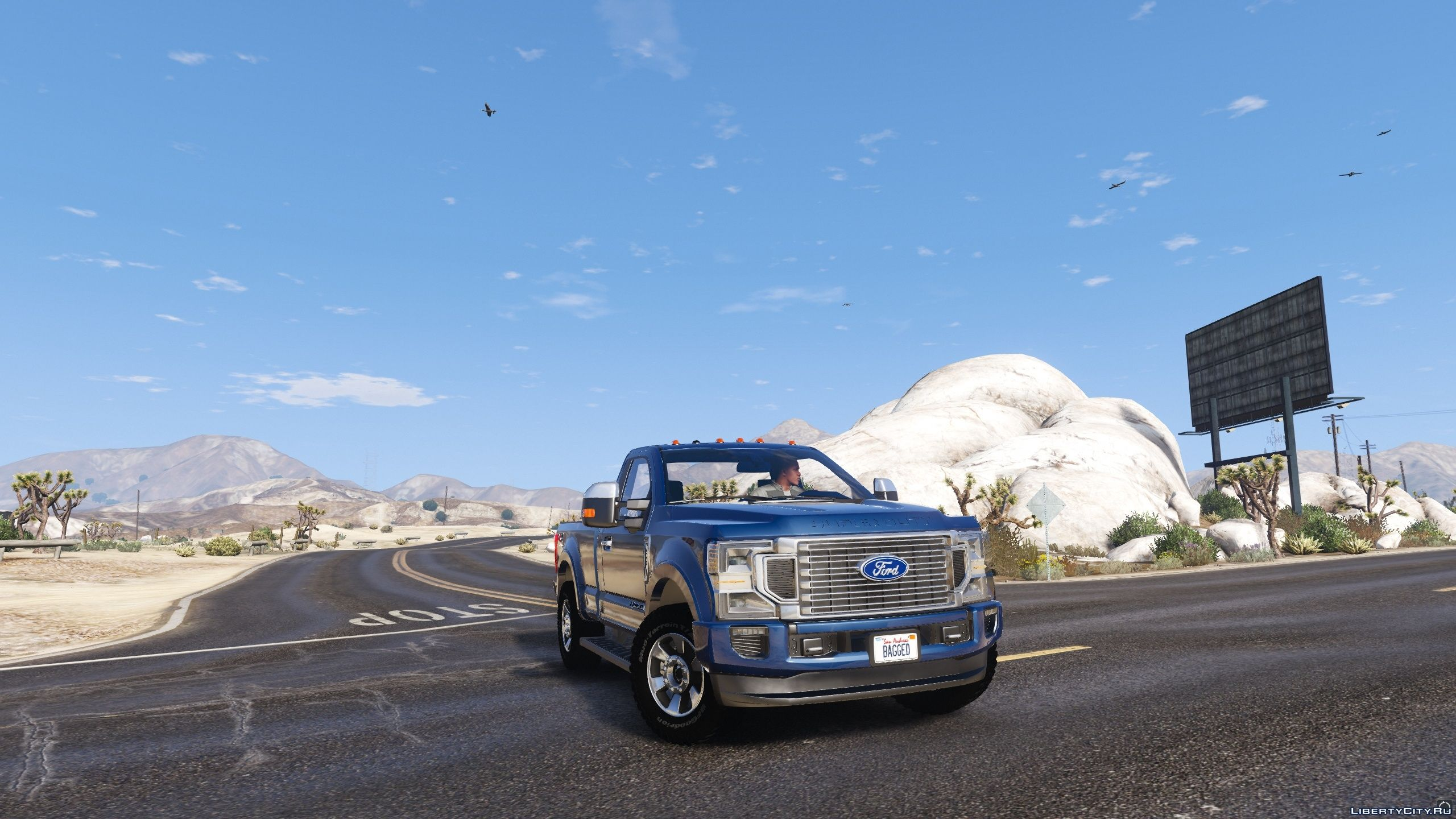 2020 Ford F-250 Super Duty [Add-On] [FiveM Friendly] 1 0 for