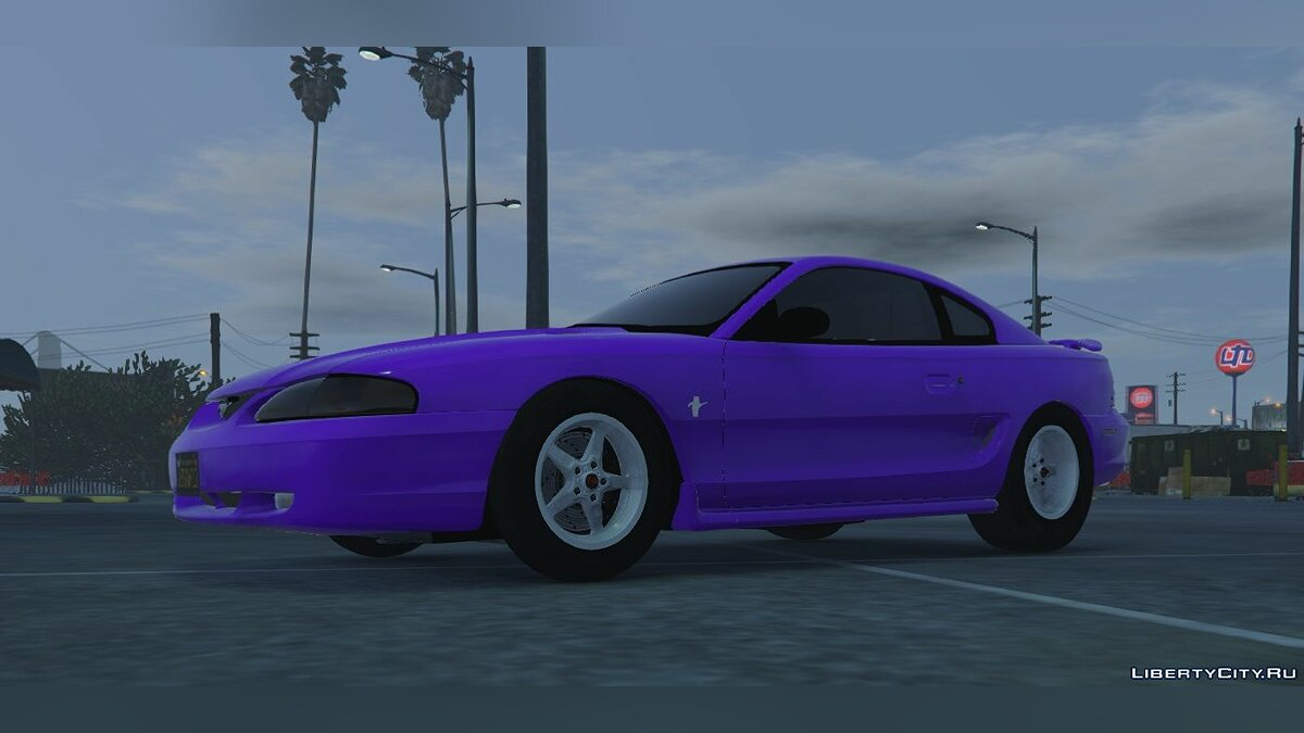 Ford car Ford Mustang GT 1994 for GTA 5
