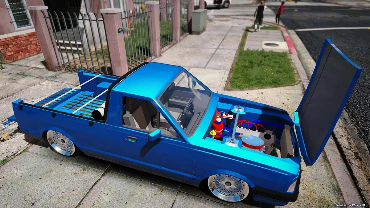 Ford car Ford Pampa [Replace] for GTA 5