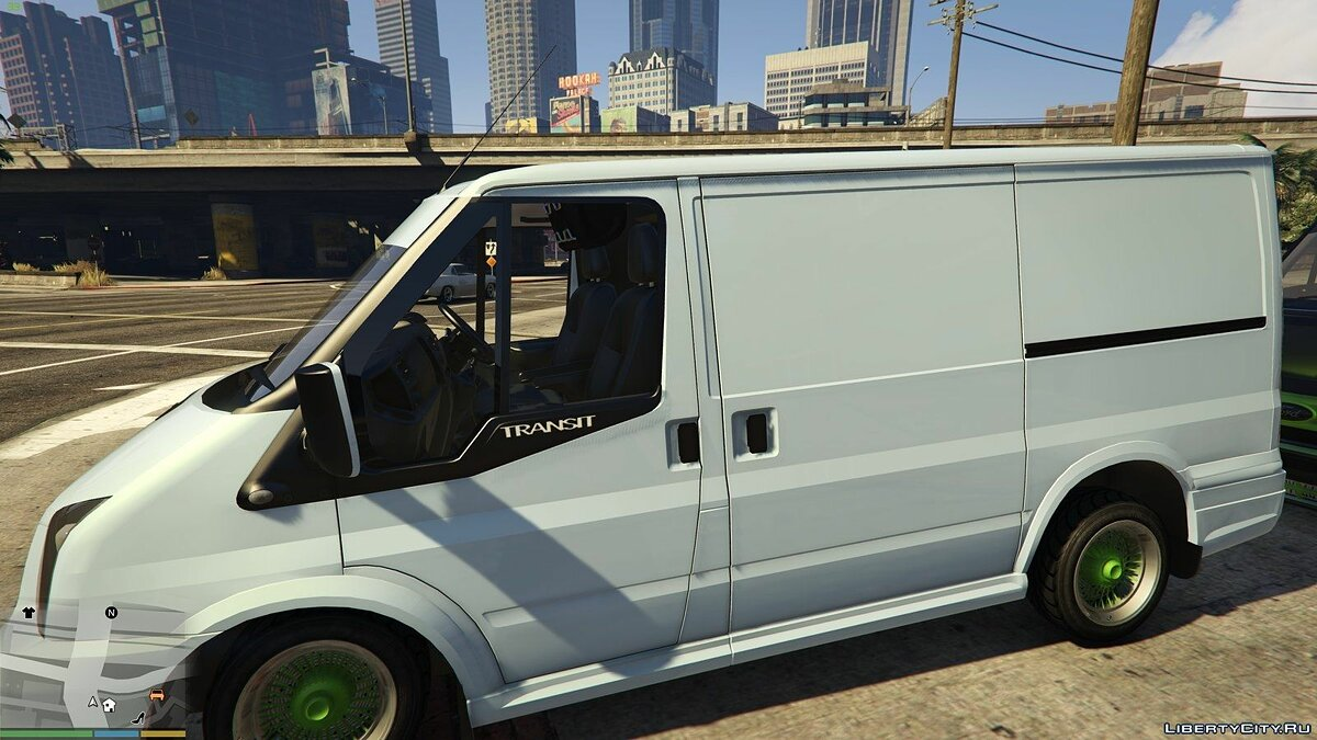 Ford car Ford Transit Low Rider [BETA] for GTA 5