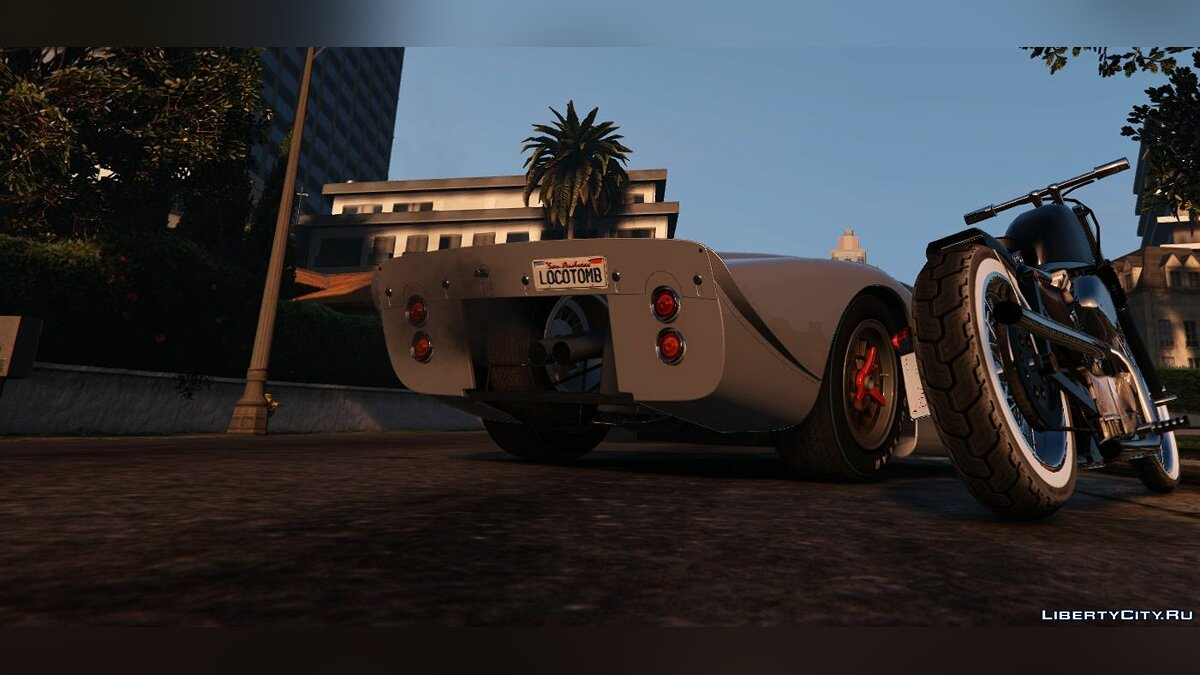 Ford car Ford GT40 MkIV [Add-on] [LOD's] 1.0 for GTA 5