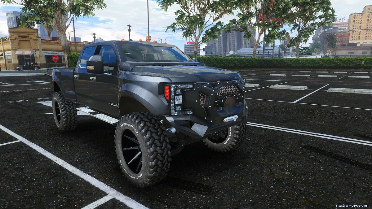 Ford car 2019 Ford F-350 King Ranch 1.0 for GTA 5