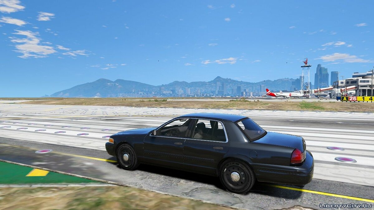 Ford car 2011 Ford Crown Victoria 1.0 for GTA 5