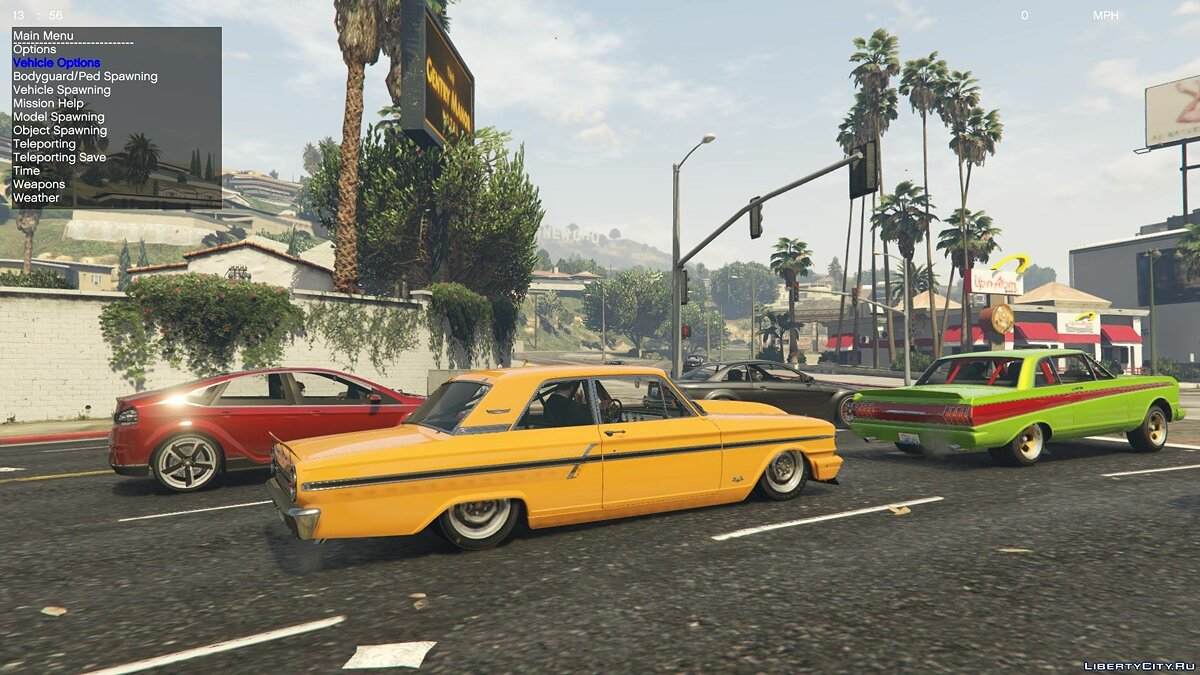 Ford car Ford Fairlane Thunderbolt [Add-On Tuning] 1.2 for GTA 5