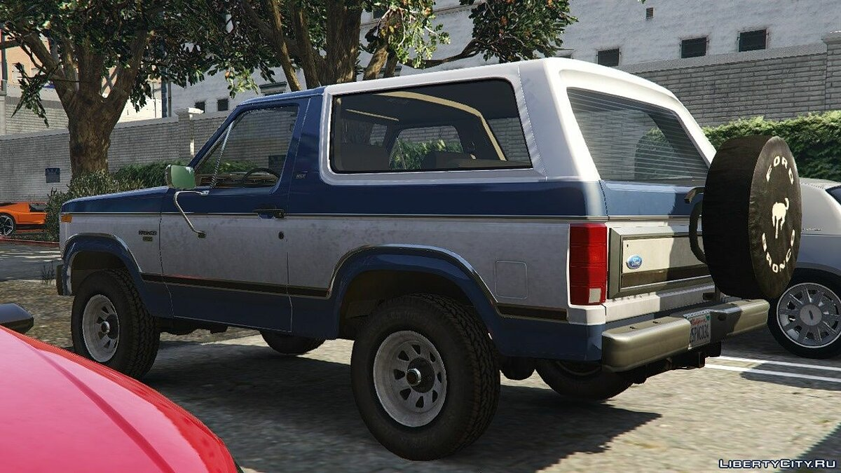 Ford car Ford Bronco 1982-86 [Replace] 0.9 for GTA 5
