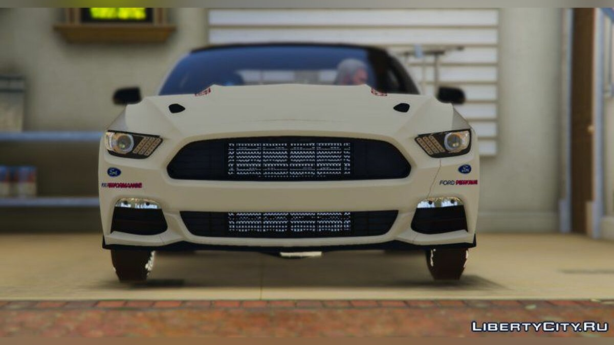 Ford car 2016 Ford Mustang Cobra Jet [FiveM | Add-on] for GTA 5