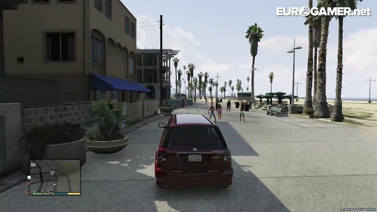 Car tour of Los Santos for GTA 5 - screenshot #7