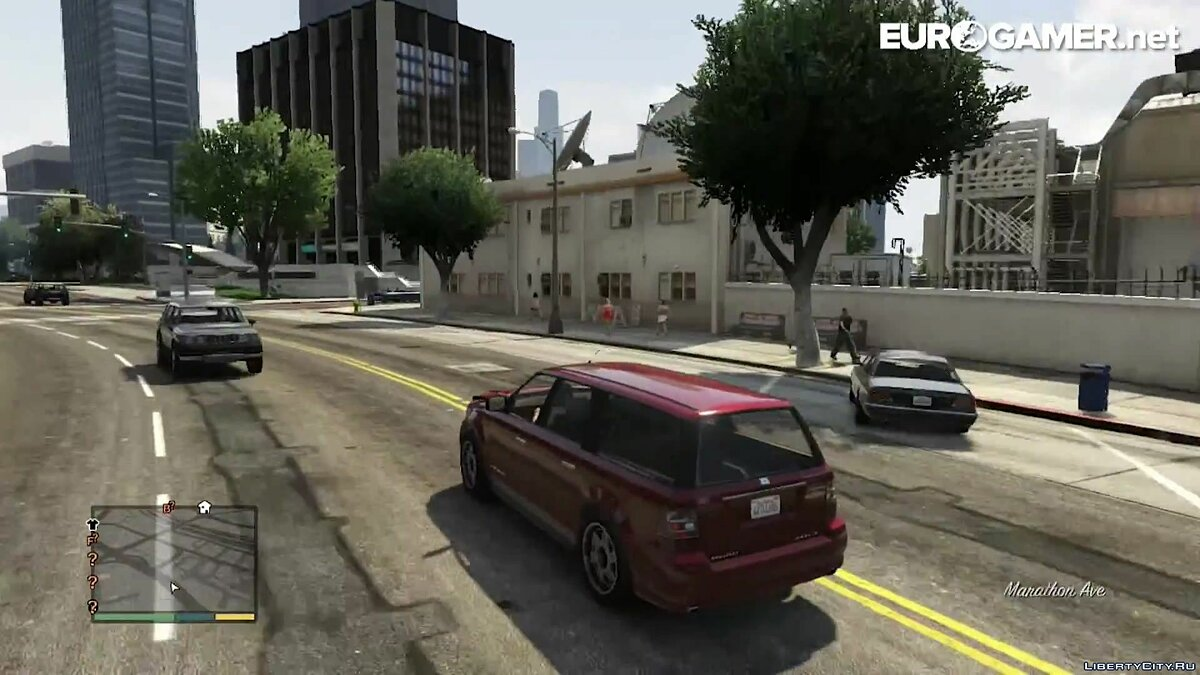 Car tour of Los Santos for GTA 5 - screenshot #4