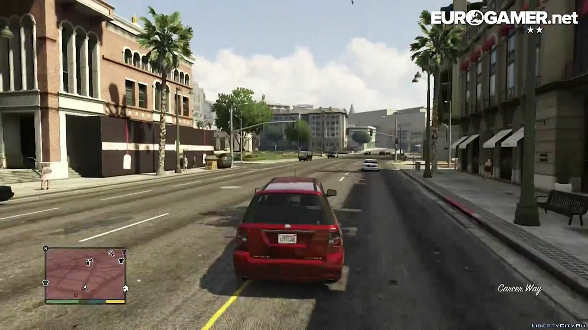 Car tour of Los Santos for GTA 5 - screenshot #5