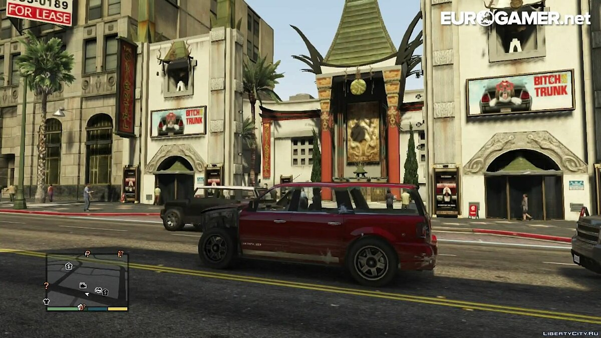 Car tour of Los Santos for GTA 5 - screenshot #8