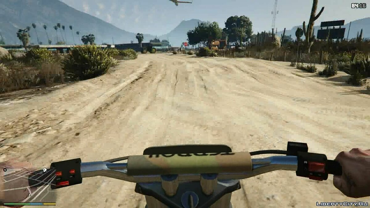 Gameplay with a first-person view for GTA 5 - screenshot #10