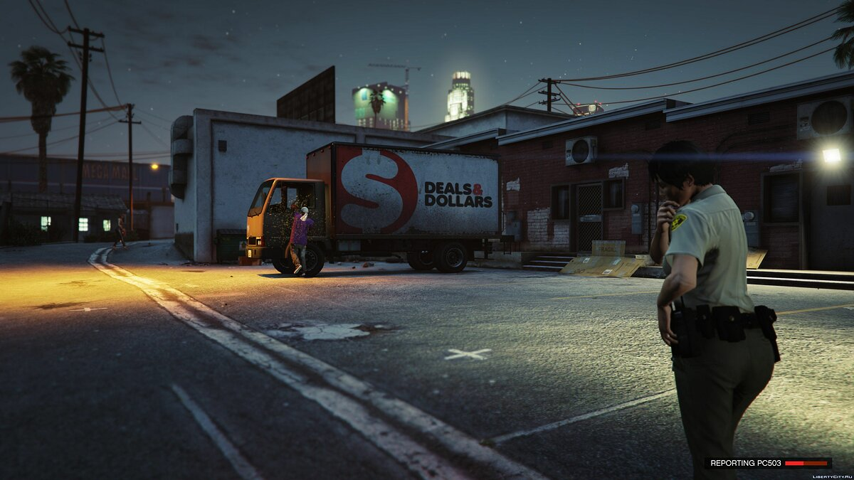 Global mod LSPD First Response 0.4.8 (Build 7659) - Police Game for GTA 5