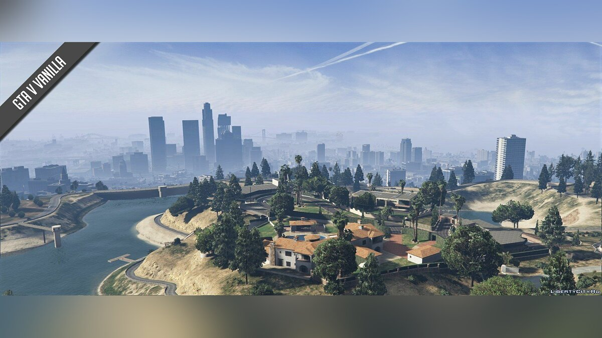 Global mod Grand Theft Auto V Remastered [Add-On] 1.1 for GTA 5