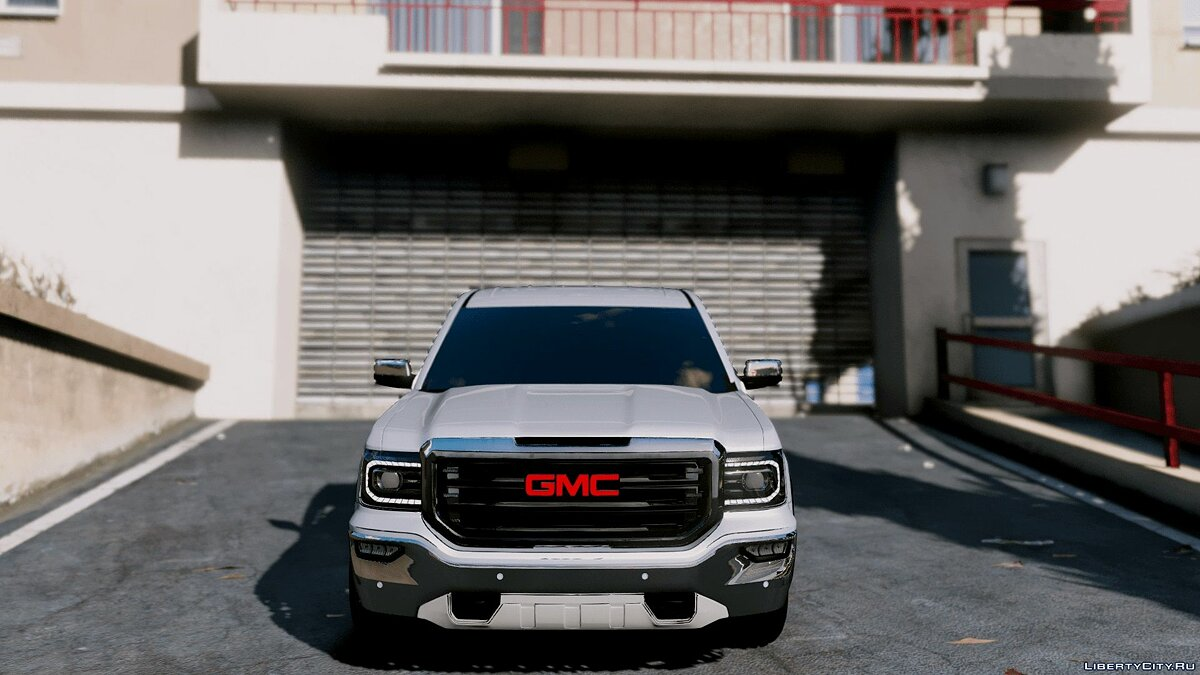 GMC sierra 2017 BETA for GTA 5
