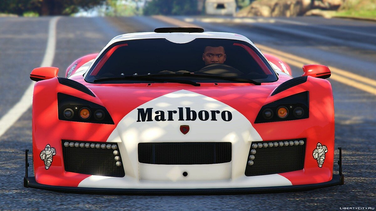 Gumpert car Gumpert Apollo S [Reworked] [Add-On] 1.4 for GTA 5