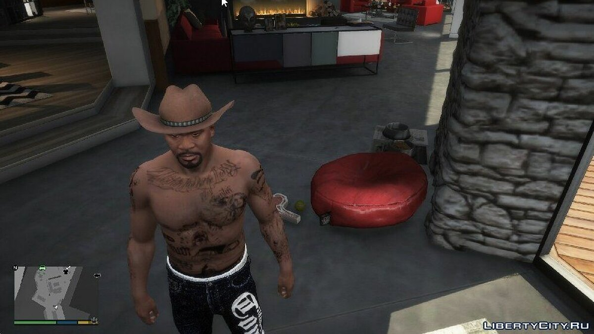 Hats Cowboy Hat for Michael Franklin and Trevor for GTA 5