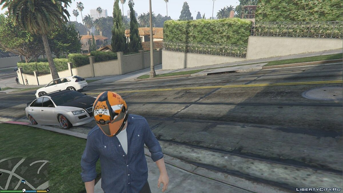 Hats Two beautiful helmets for Michael for GTA 5