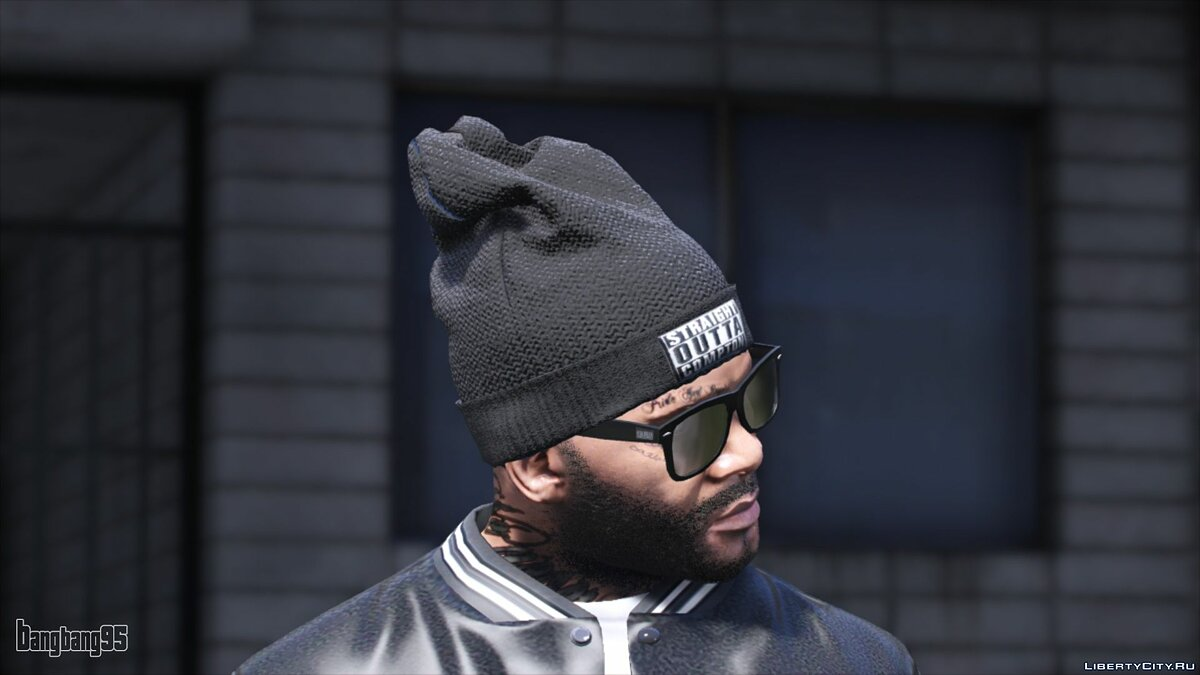 Hats Franklin Gangster Hat for GTA 5