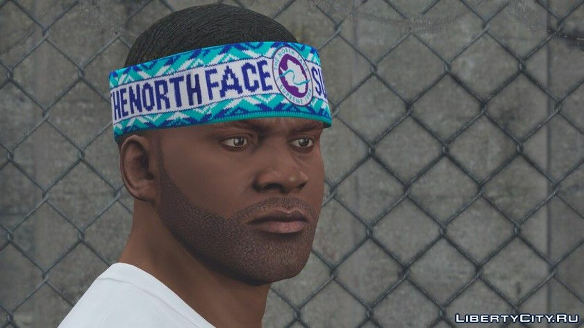 Hats Bandanas for Franklin from GUCCI & FENDI for GTA 5