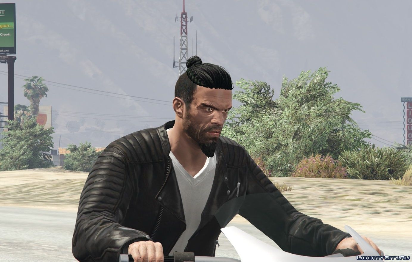 Replacement Of Hair Diff 000 A Uni Ytd In Gta 5 105 File