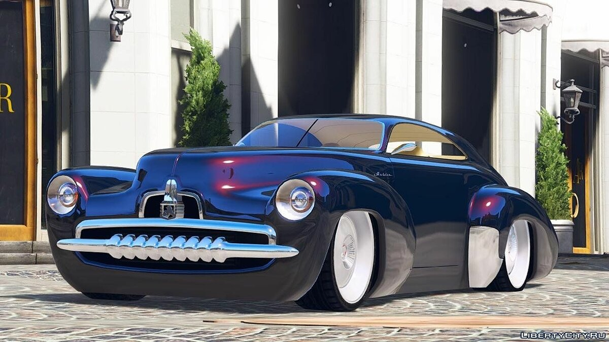 Holden car Holden Efijy [Add-On / Replace] 1.0 for GTA 5