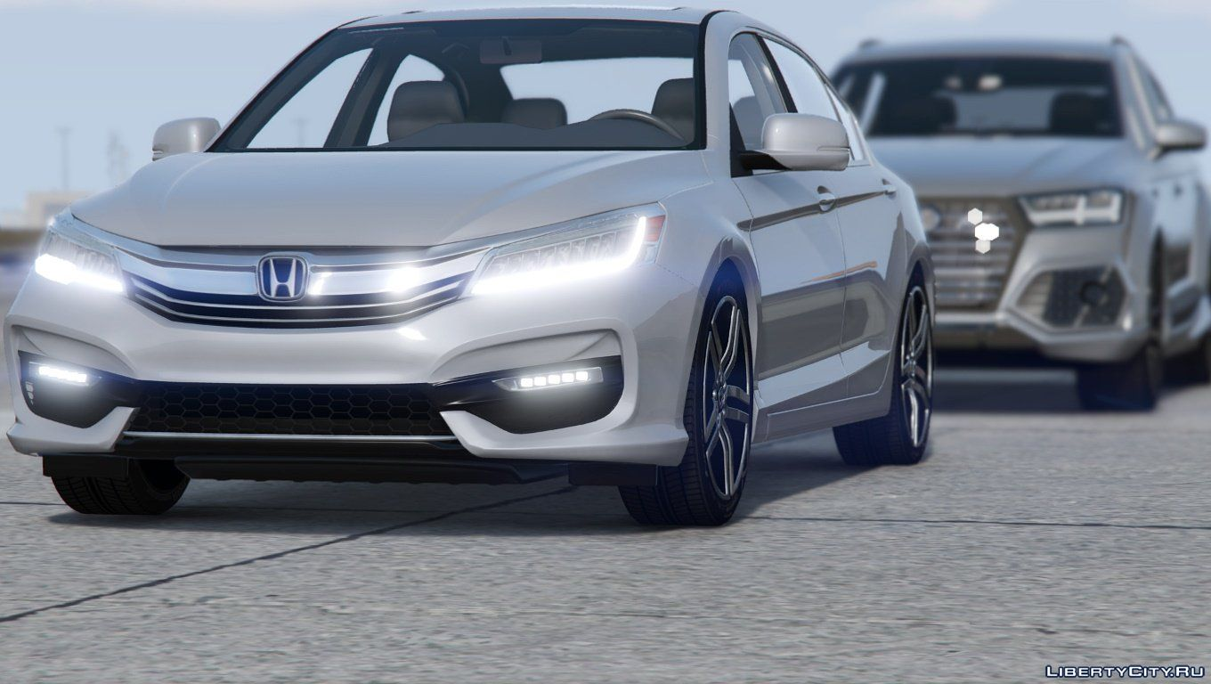 2017 Honda Accord V6 >> 2017 Honda Accord V6 Touring Sedan [Replace] 1.0 for GTA 5