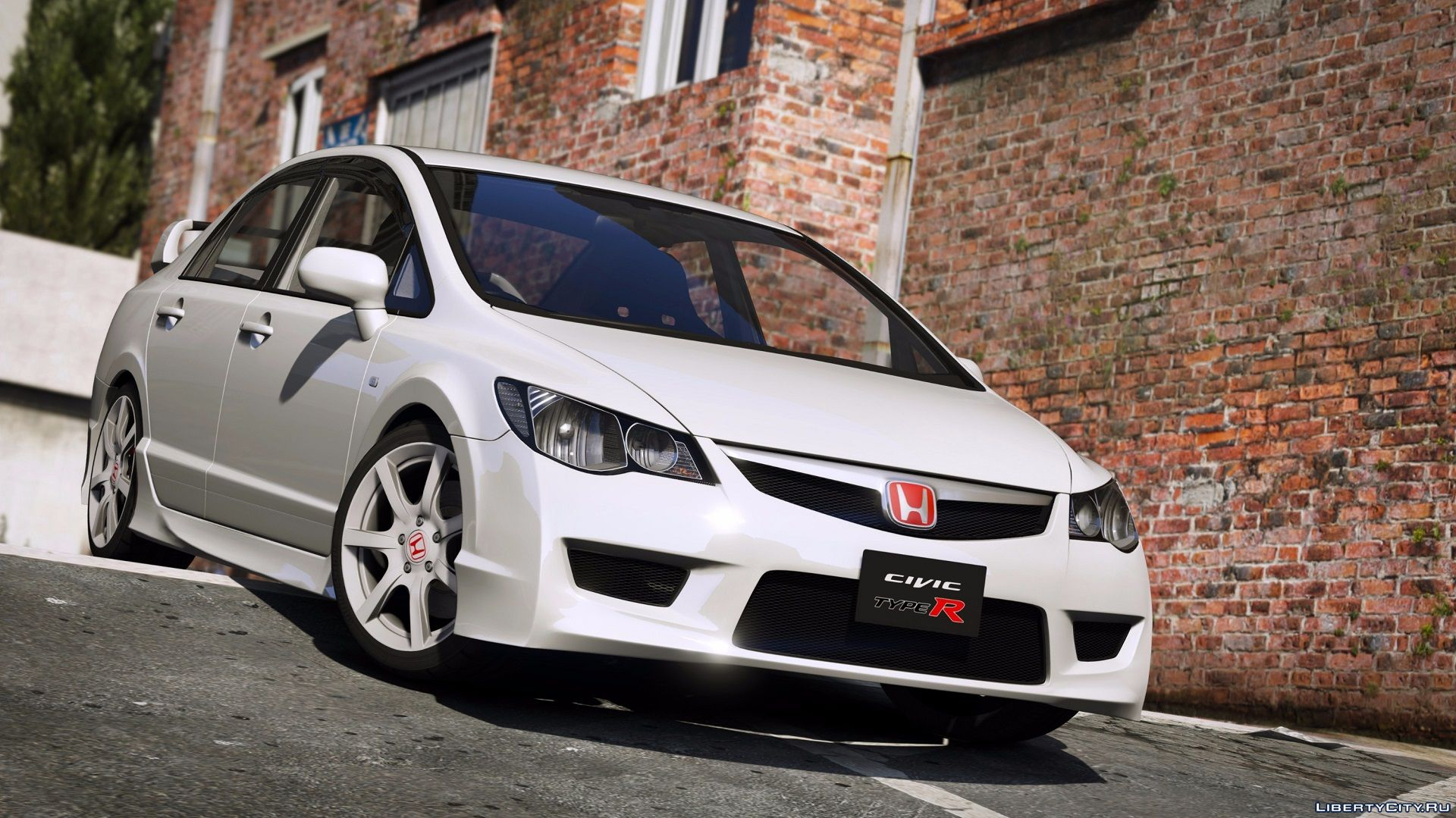 2008 honda civic type r fd2 rhd mugen j 39 s racing add on for gta 5. Black Bedroom Furniture Sets. Home Design Ideas