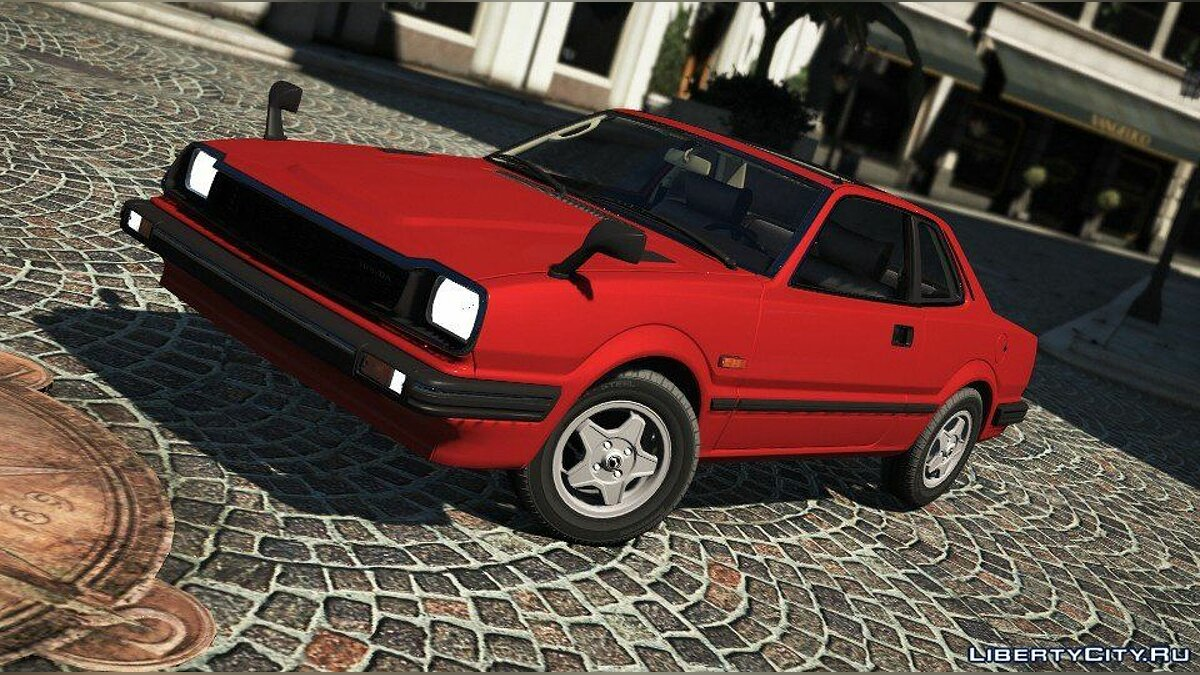 Honda Prelude 1980 for GTA 5