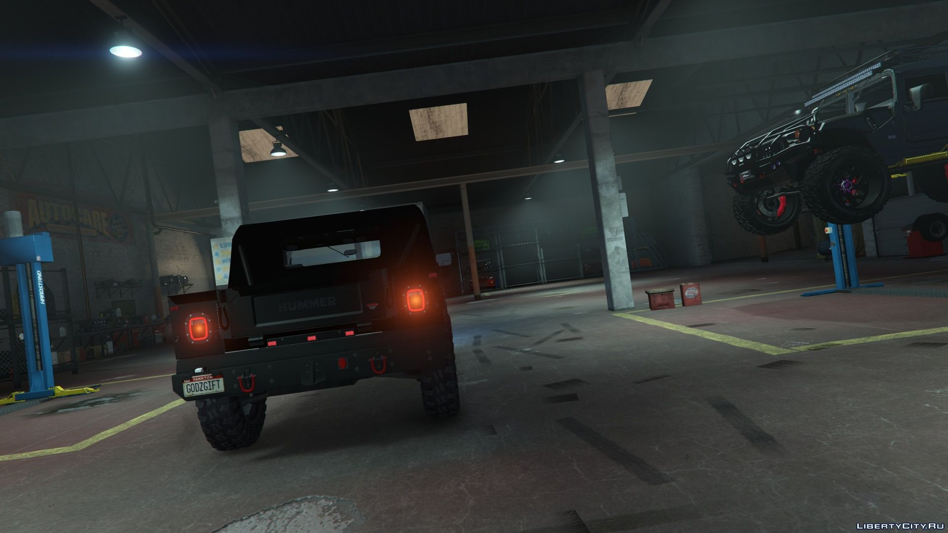 H1 alpha open top [add-on   replace   fiveM] 1 0 for GTA 5