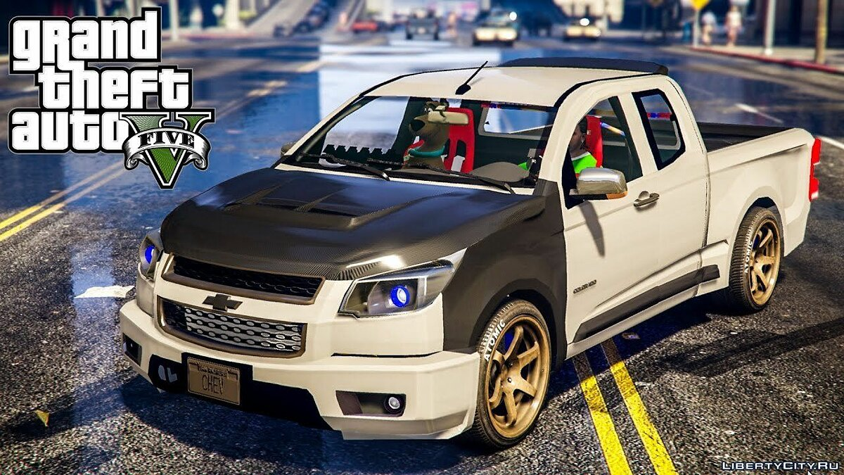 Isuzu car Isuzu D-MAX [Replace] 1.2 for GTA 5